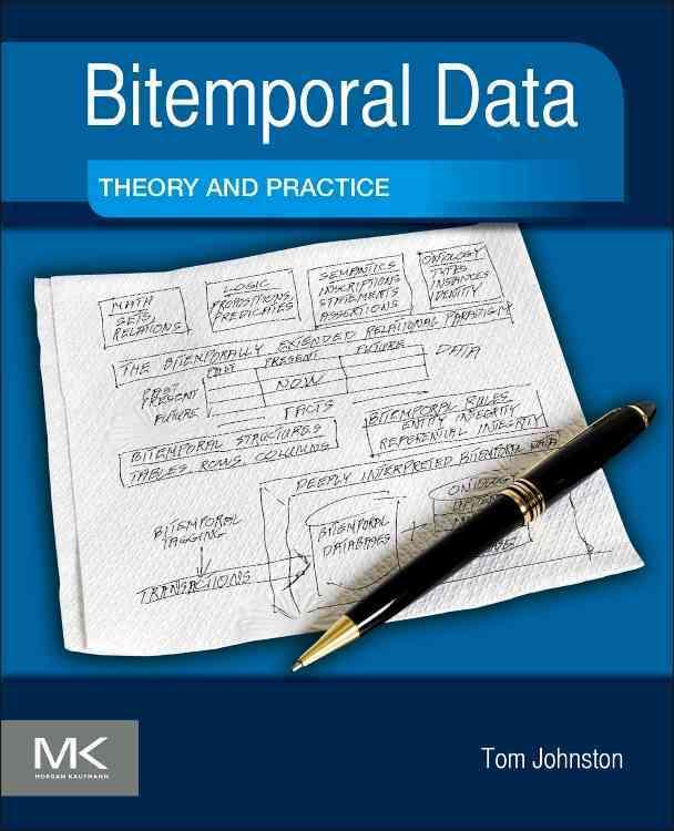 Bitemporal Data By Johnston, Tom
