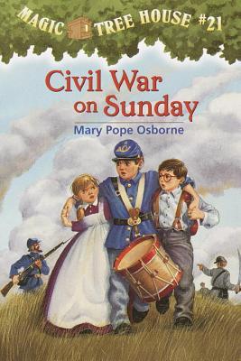 Civil War on Sunday By Osborne, Mary Pope/ Murdocca, Sal (ILT)