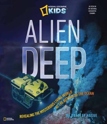 Alien Deep By Hague, Bradley